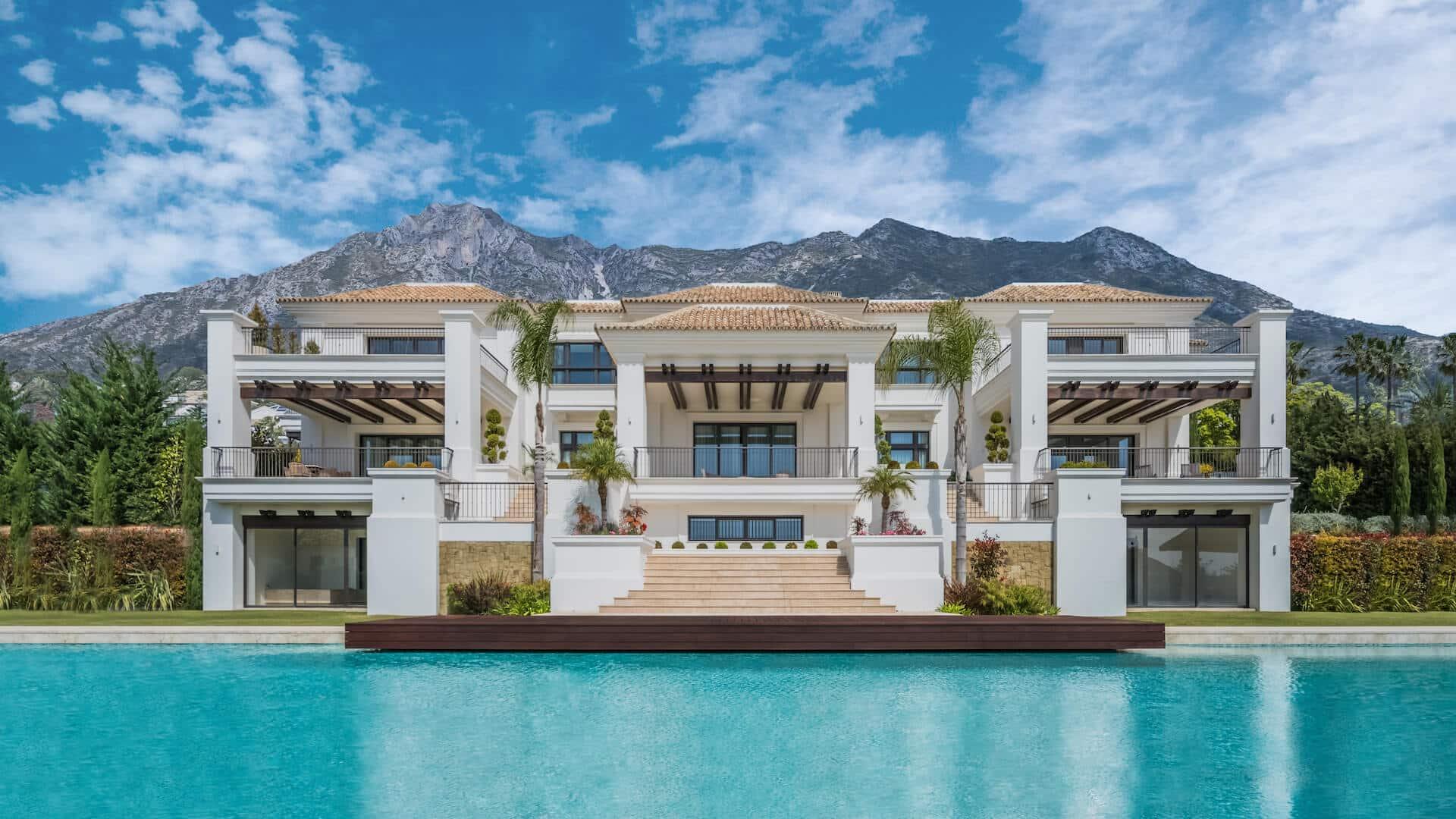 Modern Luxury Villa Marbella