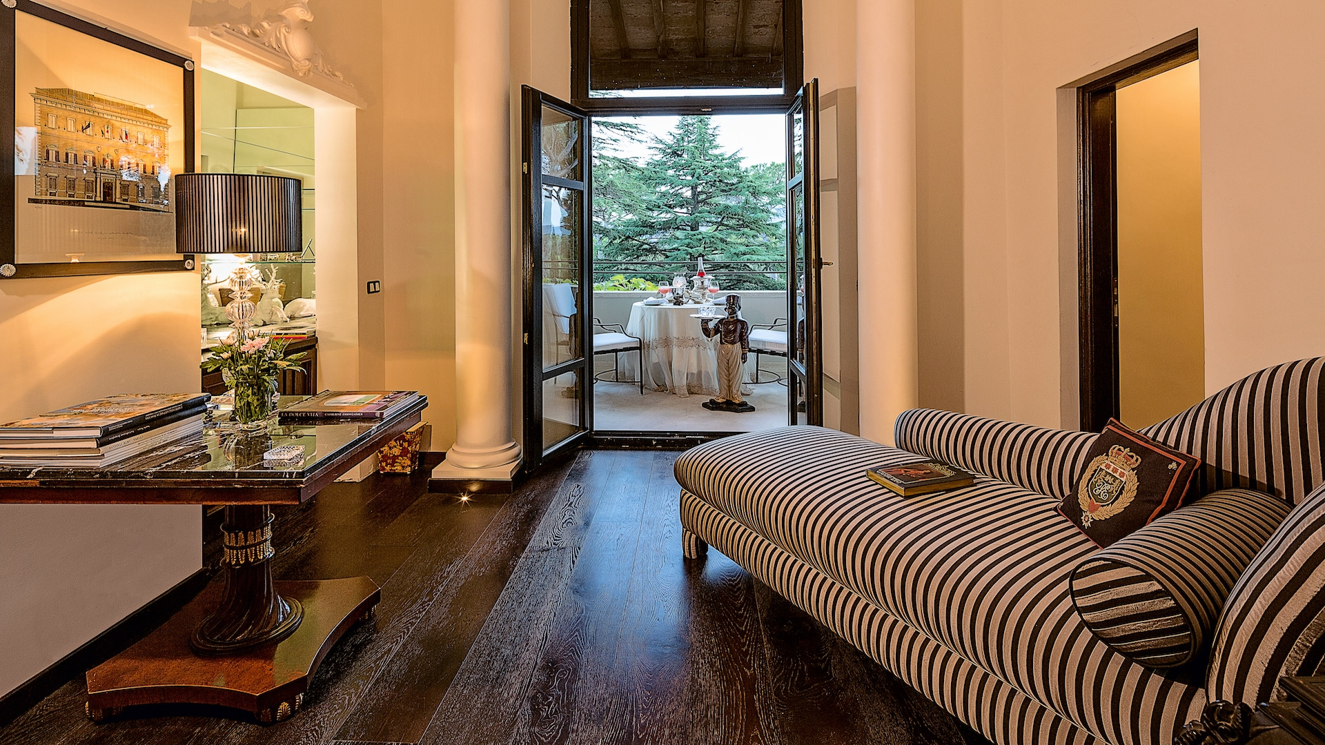 Suite salotto